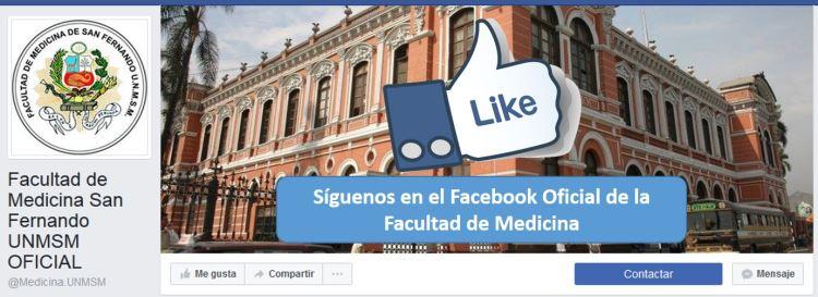 Facebook Medicina